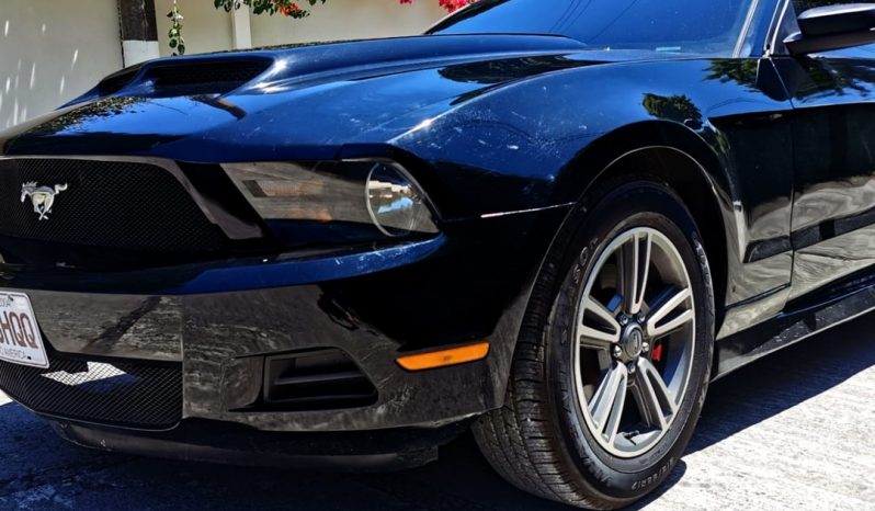Ford Mustang GT lleno